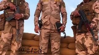 هيبه من تمشي ضباط / ملازم محمد قاسم العنزي
