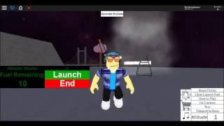 Roblox - #1 Testando Fuguetes (Rocket Tester)