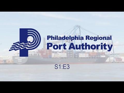 (S1:E3) Port Philadelphia, A Revolutionary View ― CMA CGM calls PAMT