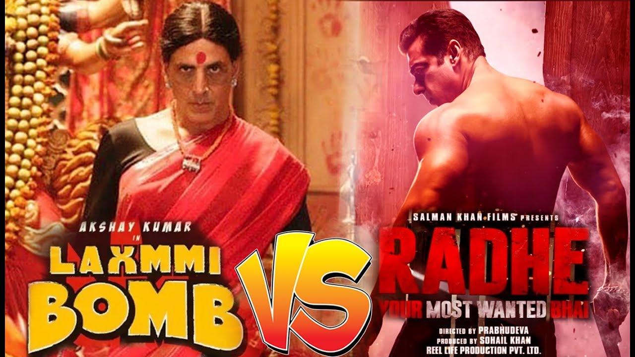 Radhe vs Laxmmi Bomb : Exhibitors Fed Up With Fox Star