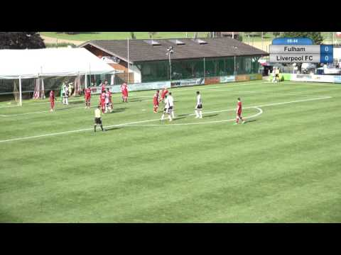 Halfinale 2017: Fulham FC : Liverpool FC