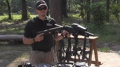 Suppressed .45ACP VS. Paintball Gun - How quiet are they?