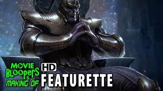 Avengers: Age of Ultron (2015) Blu-ray/DVD Featurette - Stone Intro