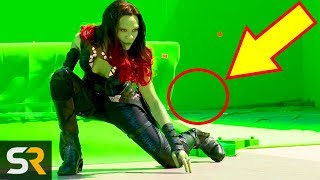 10 FAKE Movie Moments You Thought Were Real