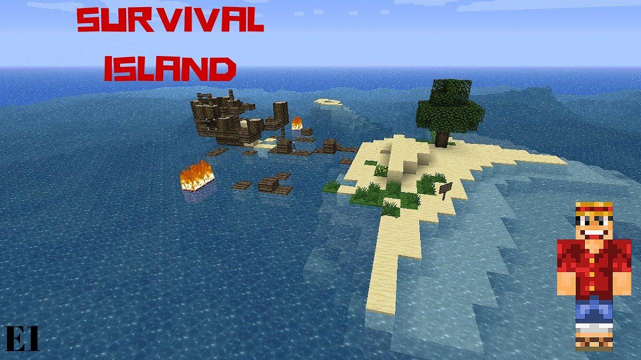 карты для майнкрафт версии 1.12.2 острова #1