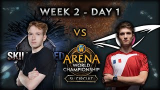 Skill Capped vs Cowana Gaming​ | Week 2 Day 1 | AWC SL Circuit