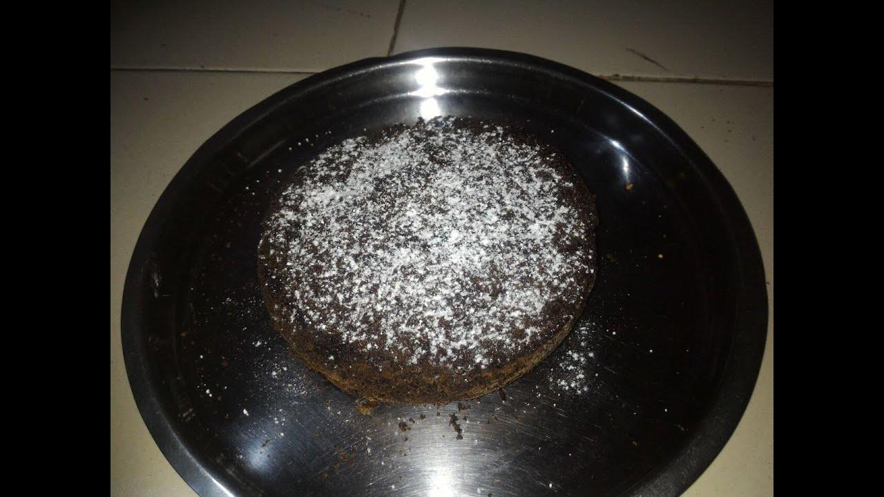 Coco Cake Recipe In Marathi: Chocolate Cake In Marathi (in Pressure Cooker)