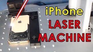 The Best Way to Replace Back Glass on iPhone 8 8+ X Xs XR Xs Max and 11 Pro No Disassembly by LASER