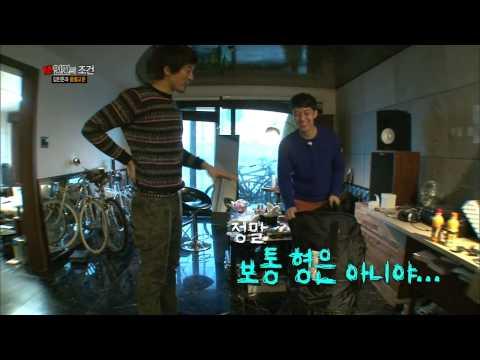 [HIT] 배우 김민준의 없는게 없는 만물상 집 공개! 인간의 조건.20140329