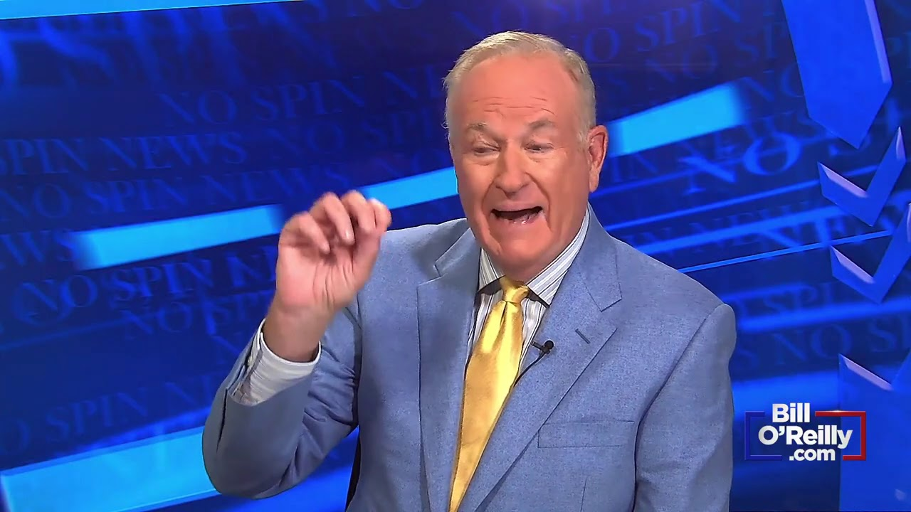 Bill O'Reilly on Oprah's 'White Privilege' Comments