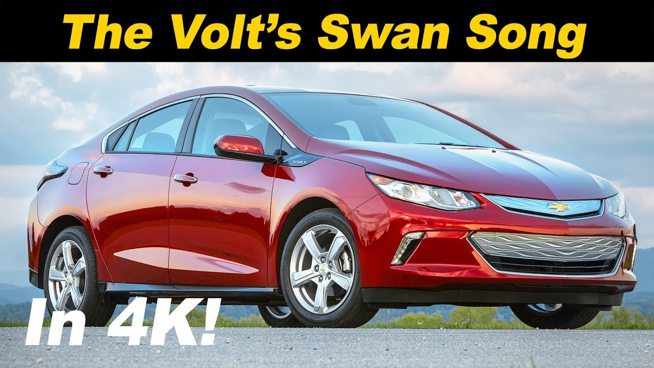 2019 Chevrolet Volt Review The Plug In Swan Song