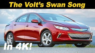 2019 Chevrolet Volt Review - The Plug-In Swan Song