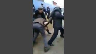 Полиция увезла Яндиева Руслана за съемку на телефон | #ЧечняКавказРоссия