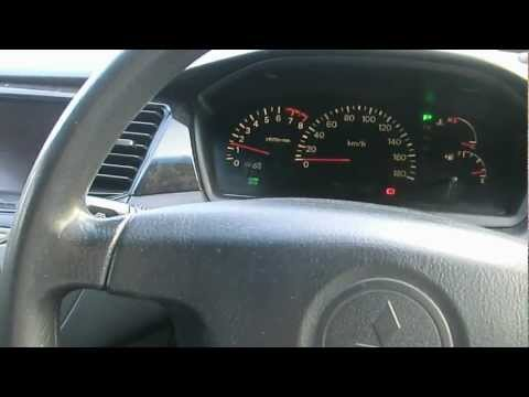 Как заводиться Mitsubishi Lancer Cedia Wagon 2000 года выпуска летом - Смешные видео приколы