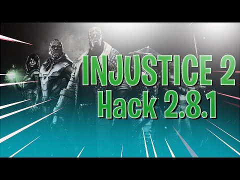 (RELEASE) INJUSTICE 2 VER. 3.0.1 MODAPK ANDROID/IOS WORKING 2020 NO BAN CONTINUED YOUR SAVE