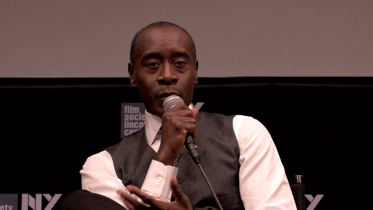'Miles Ahead' Press Conference | Don Cheadle | NYFF53