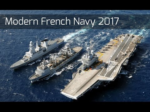HD || Modern French Navy 2017 || Marine Nationale Française