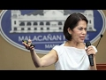 Duterte has final say on closure of mines—Gina Lopez