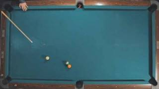 How To Make A Cut Shot | Pool Trick Shots