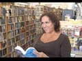 "Janet Kuypers' ""Revealed"" poems read @ her Half Price Books reading 7/5/17 (Sony camera)."