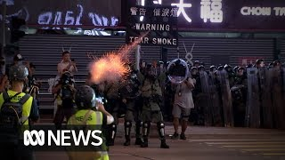 How are the protests affecting the Hong Kong economy? | ABC News