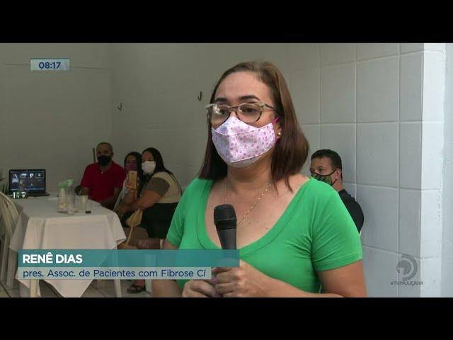 Em falta: Sem remédios, portadores de Fibrose Cística interrompem o tratamento da doença