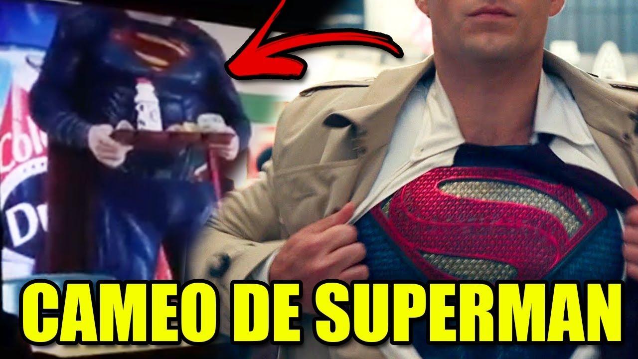 Download Cameo de SUPERMAN en SHAZAM // ¿Por que no salió HENRY CAVILL? | Willthur