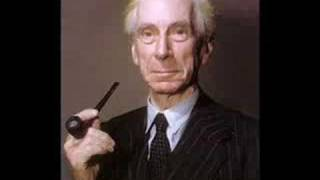 Bertrand Russell - In Praise of Idleness  pt 3 of 4