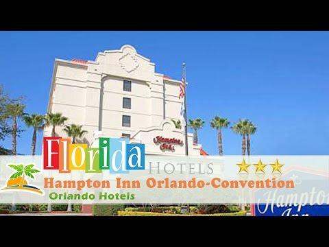 Hampton Inn Orlando-Convention Center International Drive Area - Orlando Hotels, Florida