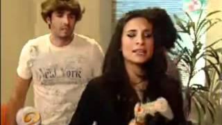 """José Ron y Ana Brenda en Desmadruga2 """"Vídeo juegos"""""""