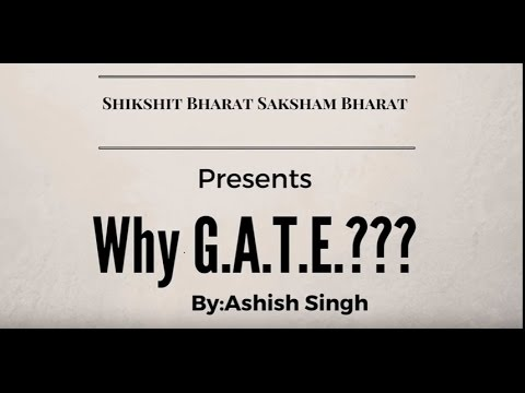 Why G.A.T.E. is necessary for (CSE/I.T.) ?? Part-1