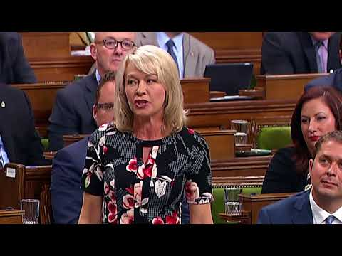Bergen asks Finance Minister Bill Morneau about the Liberal's Small Business Tax Increase