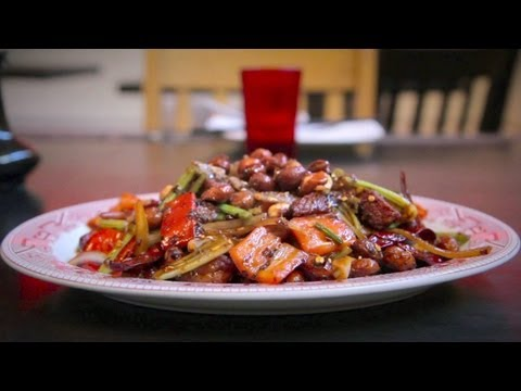 Make Kung Pao Pastrami at Mission Chinese - NY CHOW Report Pictures