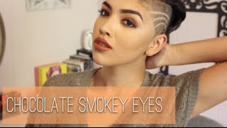 Baixar Chocolate & Smokey | Fall Make-up