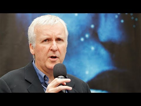 BREAKING: James Cameron Says Animal Ag Is Destroying The Planet