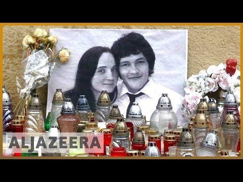 🇸🇰 Slovakia's interior minister quits over journalist's murder | Al Jazeera English
