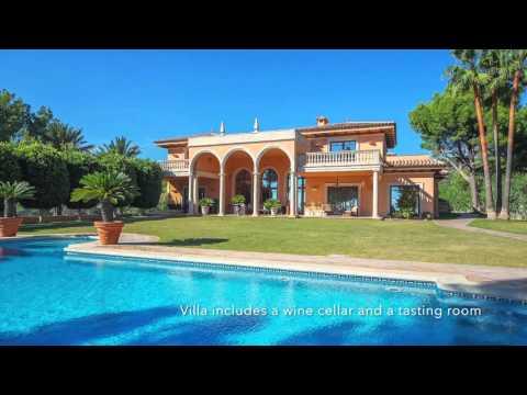 FOR SALE: Luxury Manor House in Son Vida, Palma, Mallorca, Spain