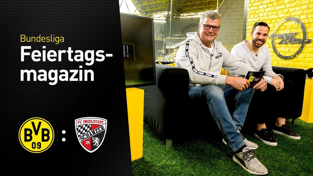Das Feiertagsmagazin mit Gonzalo Castro | BVB - FC Ingolstadt