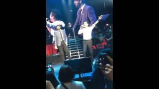 WendyT Fan Love - MARC ANTHONY & JUAN LUIS GUERRA - Radio City 8/26/2016