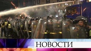 В Грузии последние события называют попыткой госпереворота и продуманной провокацией.