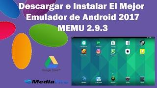 MEMU El Mejor Emulador de ANDROID para PC - El Mas LIVIANO