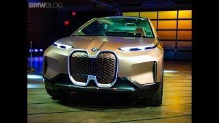 BMW Vision iNEXT - World Premiere