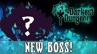 NEW BOSS! - THE COLOR OF MADNESS DLC! - Darkest Dungeon