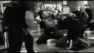 Death By Stereo - I Sing For You - Flash Mob, Brea mall!
