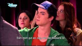 Probe von Thomás und Ludmila Voy por ti Folge32 deutsch