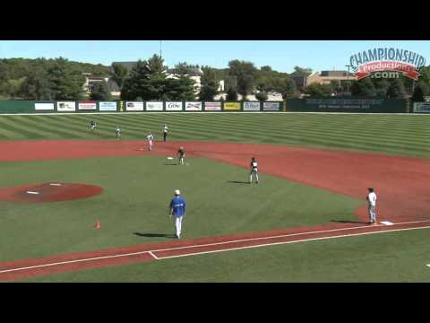 Teaching the Game: Game Situations and Drills for Youth Baseball