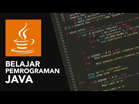 Cara Instalasi Pemrograman Java