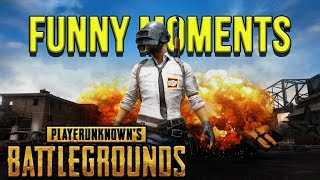 PLAYERUNKNOWN'S BATTLEGROUNDS FUNNY MOMENTS! AUF IN DIE NÄCHSTE ARENA! [GERMAN]