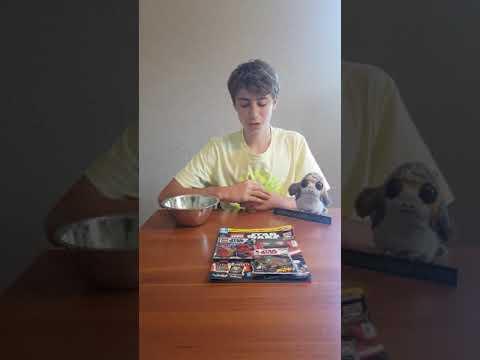Verlosung Lego Star Wars Magazin 74
