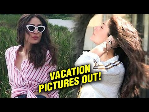 Kareena Kapoor Saif Ali Khan SIZZLING PICTURES From South Africa Are OUT | Check It Out